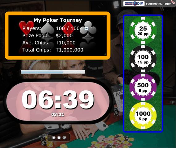 Poker Blind Timer 13