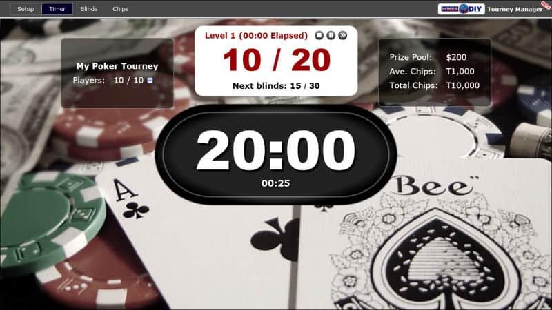 Poker Blind Timer 15